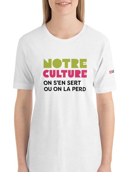 Notre Culture shirt